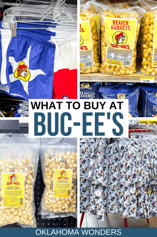 What to Buy at Buc-ee's The Best Buc-ee's Souvenirs & Snacks!