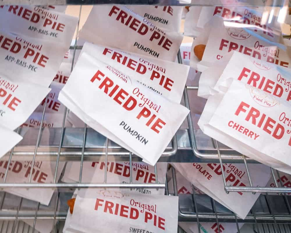 Oklahoma - Arkbuckle Mountain Fried Pies - Davis