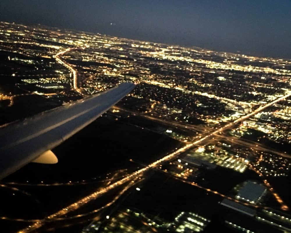 Texas - OKC to Dallas - Flying into DFW Airport Dallas/Fort Worth International Airport