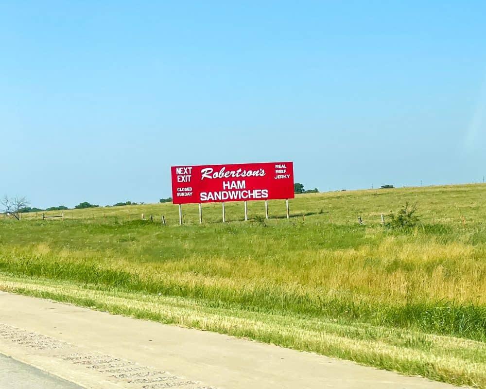 Oklahoma - Marietta - Robertsons Hams