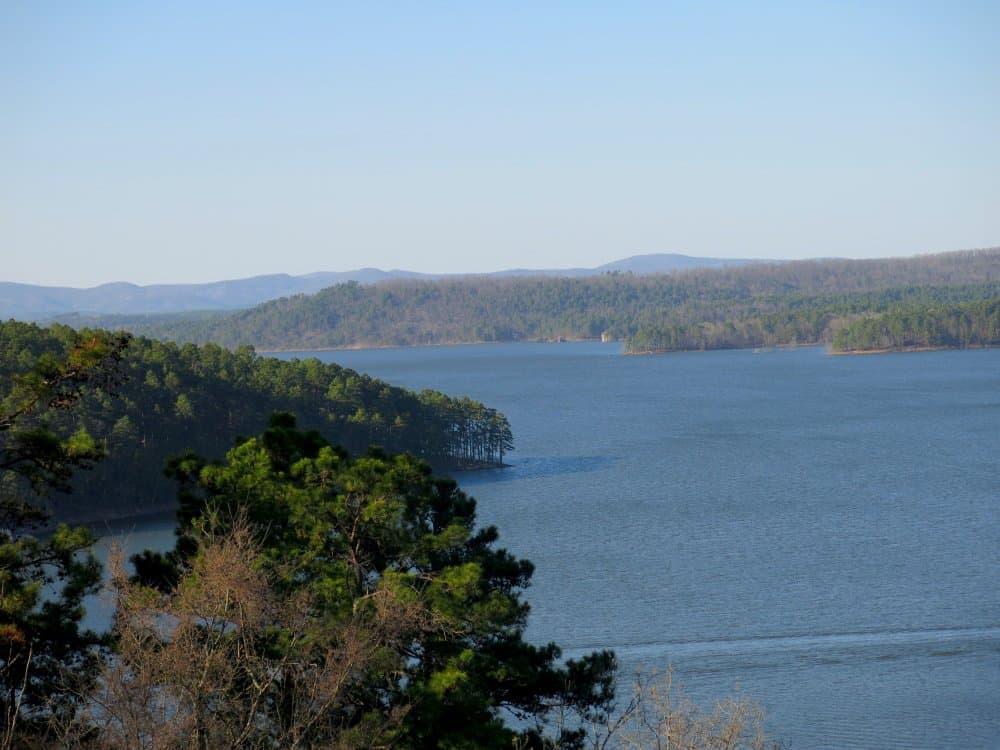 Lake,Greeson,In,Arkansas